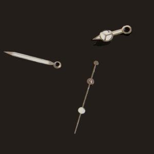 Set aiguilles pour Rolex Submariner 16610