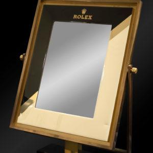 Miroir Rolex Art déco