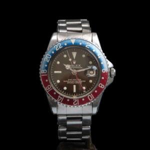 Rolex GMT 1675 Tropical
