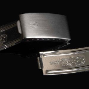 Rolex Boucle déployante acier réf.78350