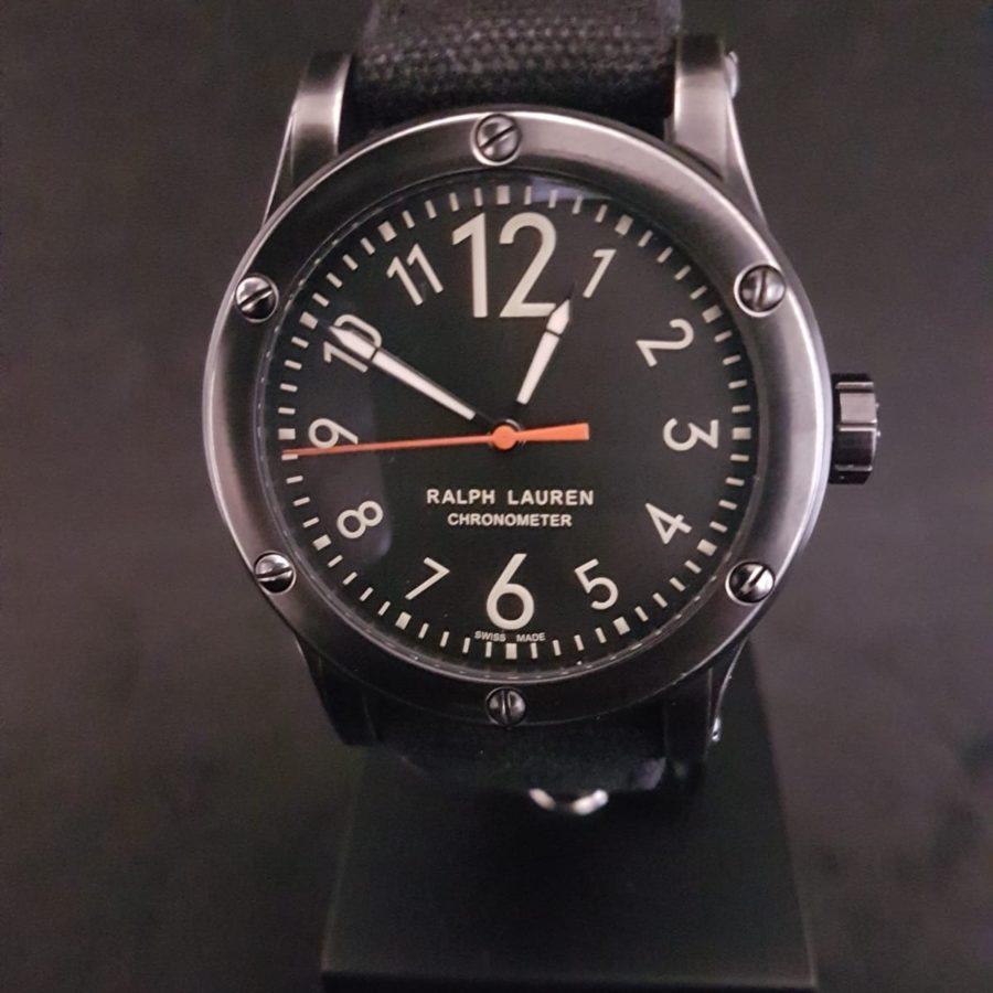 Polo Ralph Lauren Chronometer K02201 Collection Safari