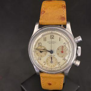 Universal Genève Chronographe Compax réf.22209