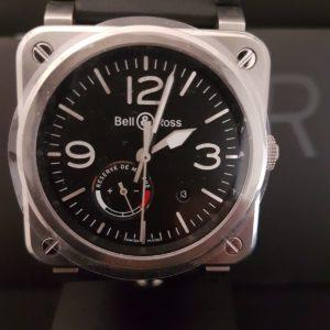 Bell & Ross réserve de marche BR03-97-5-00018
