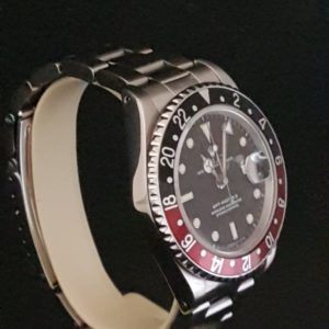Rolex GMT Master II coca réf.16710 tritium circa 1991