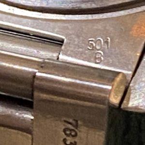 rolex GMT master II 16710 bracelet 78360
